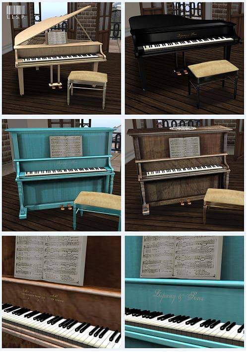 Comment choisir un piano sans se tromper - Comment demenager un piano droit ...
