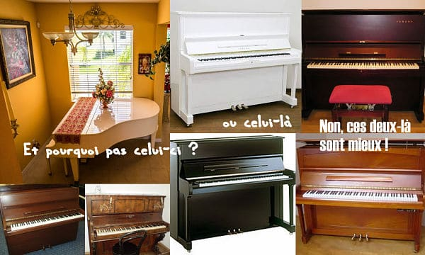 Quel piano d'occasion choisir ?