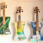 Orchestre Recyclé : quand  musique rime avec poubelle