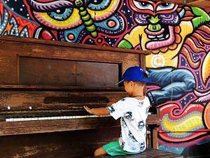 don au piano ?