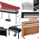 Le piano numérique, qu'il vous faut…
