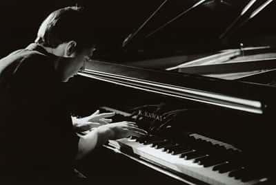 Le compositeur Florian Doidy