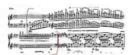 Extrait rêve d'amour de Liszt