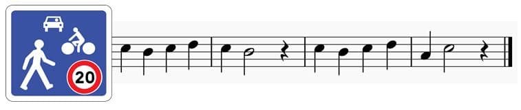 Le chiffrage des mesures, c'est un peu comme le code de la route musical