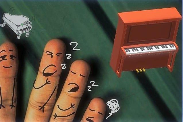 Booster sa motivation à travailler son piano régulièrement